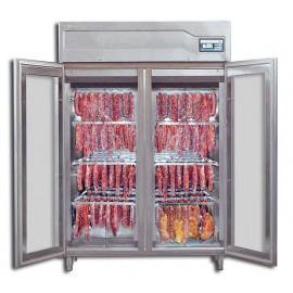 Sisteme frigorifice de maturare si uscare carne si preparate din carne