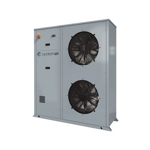 CHILLER Systemair SyScroll 25 Air CO 25 kw + Kit hidraulic inclus