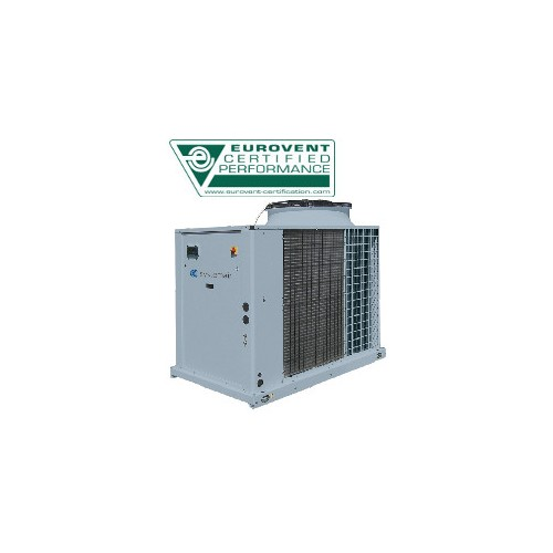 CHILLER Systemair SyScroll 75 Air CO 77 kw + kit hidraulic inclus + vas tampon