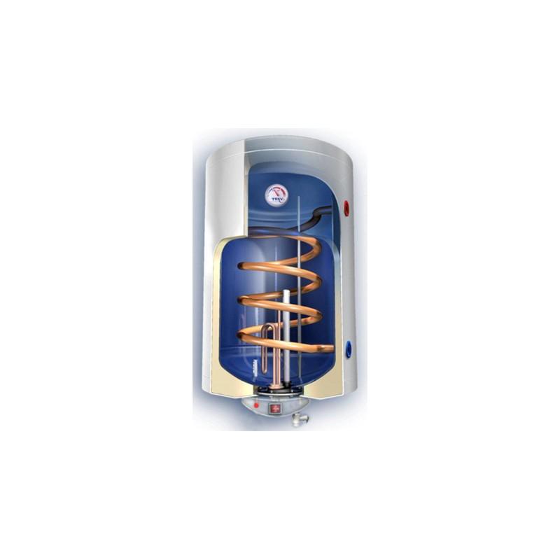 Boiler cu serpentina si rezistenta electrica 150 litri