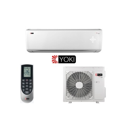 Aer conditionat inverter YOKI KW24IG1 24000 BTU